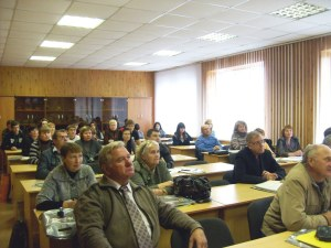 From 24 to 28 October 2011 at the company were trained by indeykovodstvu